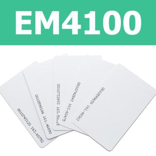 EM4100 125kHz RFID ID Proximity Card - EM Card