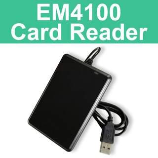 EM4100 Card Fob USB 125 kHz EM Reader Keyboard Emulation