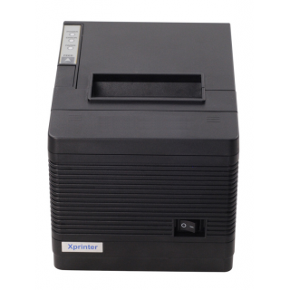 Xprinter XP-Q260III - 80mm POS Thermal Receipt Printer - USB + RS232 + Network