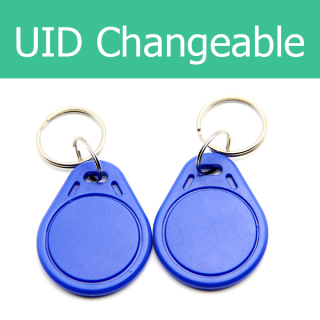 UID Changeable M1 S50 Block 0 Changeable Writable CUID FUID GEN1 GEN2 Key Tag Fob
