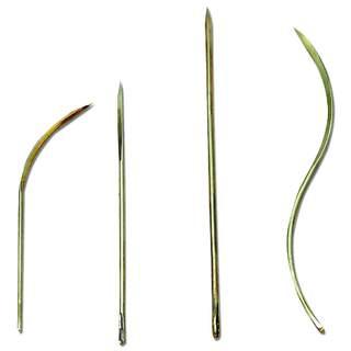 Bainbridge Surgical & Serpentine Suturing Needles for Sheep - 6 Pack