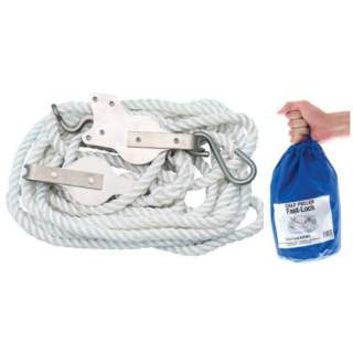 Shoof Calf Puller Fast-Lock Cow 3-Pulley System Complete Kit
