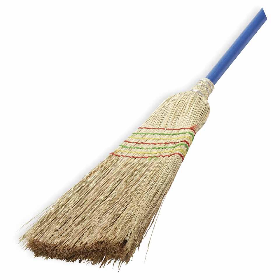 Woolshed Millet Broom Wool Sweeper Wool Handling